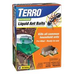 Terro appât à fourmis liquide extérieur