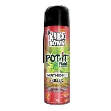 KD Pot-it plante jardin mutli insectes intérieur 400g