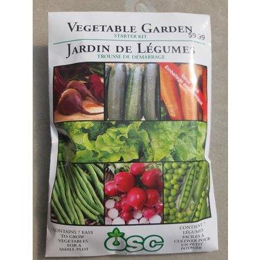 jardin de legumes