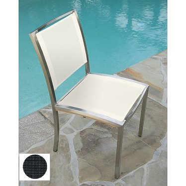 Kingsley Bate Tiburon - Chaise noire
