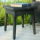 Kingsley Bate Culebra - Table de coin charcoal