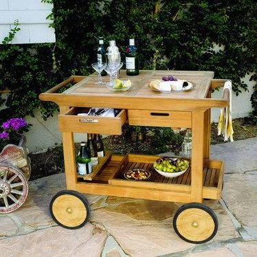 Kingsley Bate Desserte chariot de service