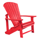 CRP Products Chaise Adirondack - Classique