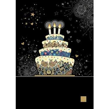 Carte - Gâteau