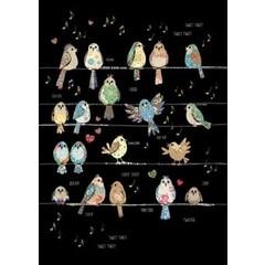 Carte - Chant d'oiseaux