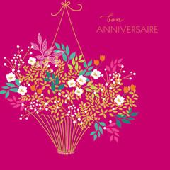 Carte - Joyeux anniversaire