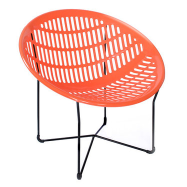 Chaise Solair orange