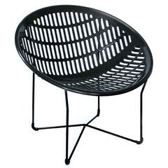 Chaise Solair noir