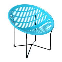 Chaise Solair bleu