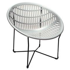 Chaise Solair gris