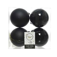 Signé Garneau Boules plastique noir (4)