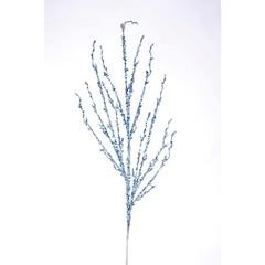 Tige cristal bleu