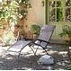 Lafuma chaise r-clip multiposition magnolia