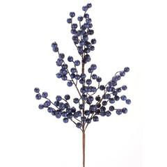 Tige pomme grenade bleu marin