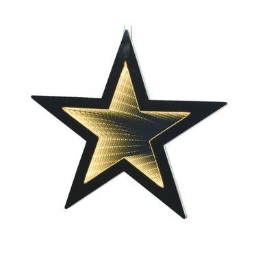 Étoile infini LED 35 cm