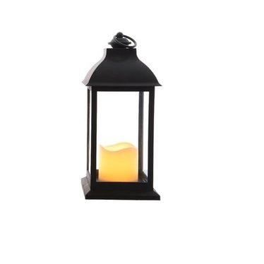 Lanterne noire LED