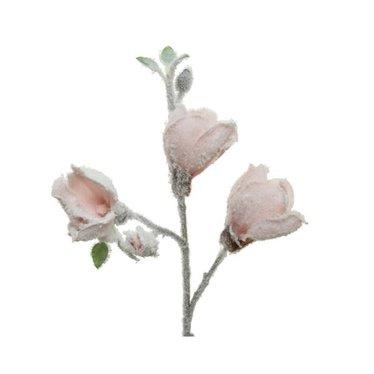 Signé Garneau Magnolia sur tige blush pink 50 cm