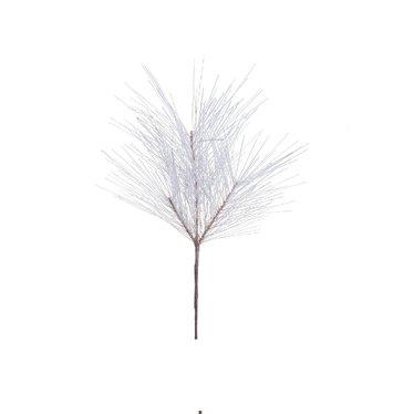 Tige pin couleur blanc
