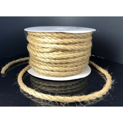 Cordon de jute naturel