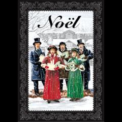 Drapeau - Chorale de Noël