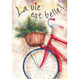 Drapeau - La vie est belle