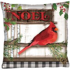 Coussin - Cardinal de Noël