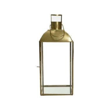 Lanterne fer or
