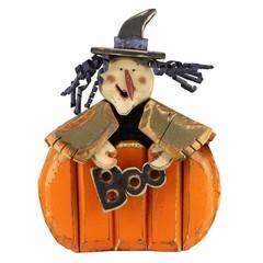 Sorcière Boo en bois