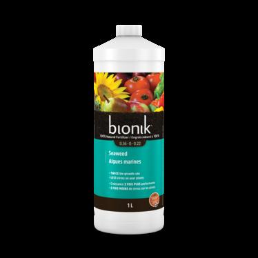 Bionik engrais algues marines 250ml
