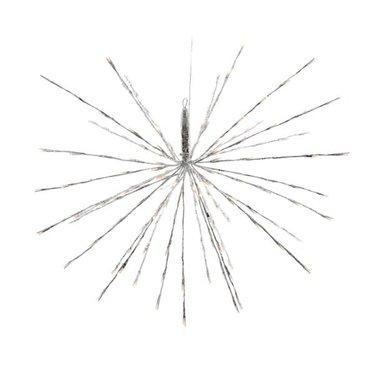Étoile lumineuse DEL 280L blanc chaud (39 pouces)