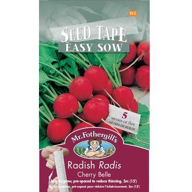 Radis Cherry Belle - Rubans