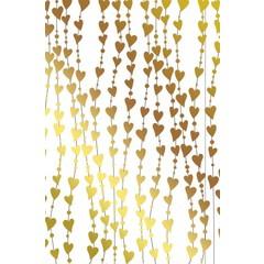 Carte - Séries de coeur en or