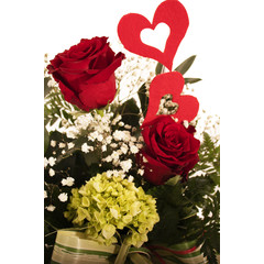 Bouquet de 2 Roses SV-005