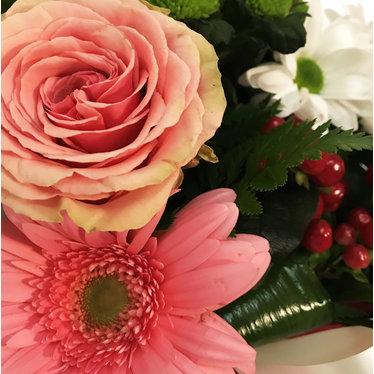 Bouquet de fleur variée
