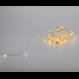Fil lumières blanc chaud électrique (100) 33'