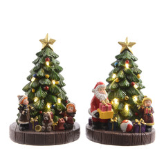 Arbre de Noël led 2 ass