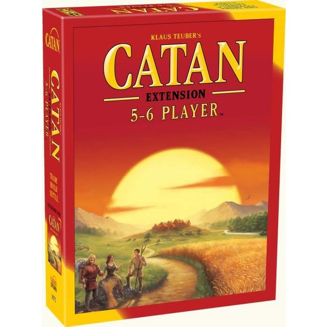 Catan Studios Catan 5-6 Player Extension
