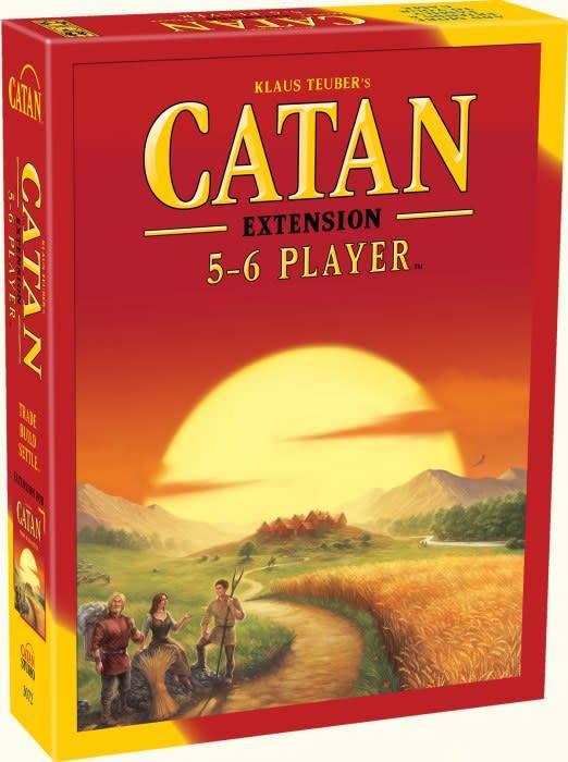 Catan Studios Catan 5-6 Player Extension