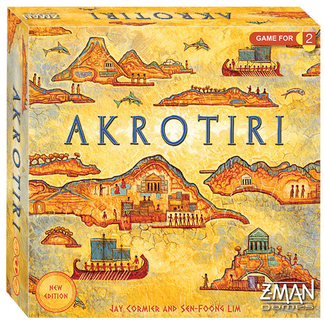 Z-Man Games Akrotiri Revised
