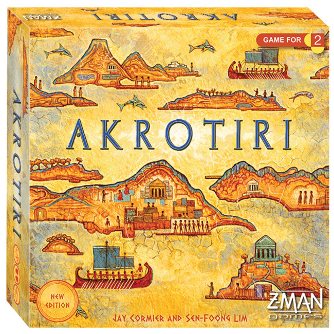 Akrotiri Revised