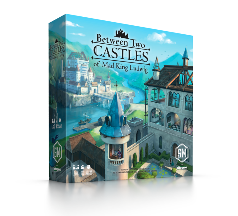 Stone Maier Games Between Two Castles of Mad King Ludwig