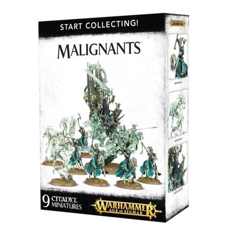 AOS Start Collecting! Malignants