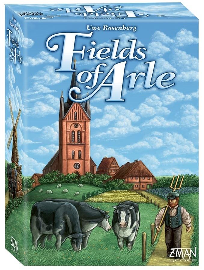 Feuerland Spiele Fields of Arle