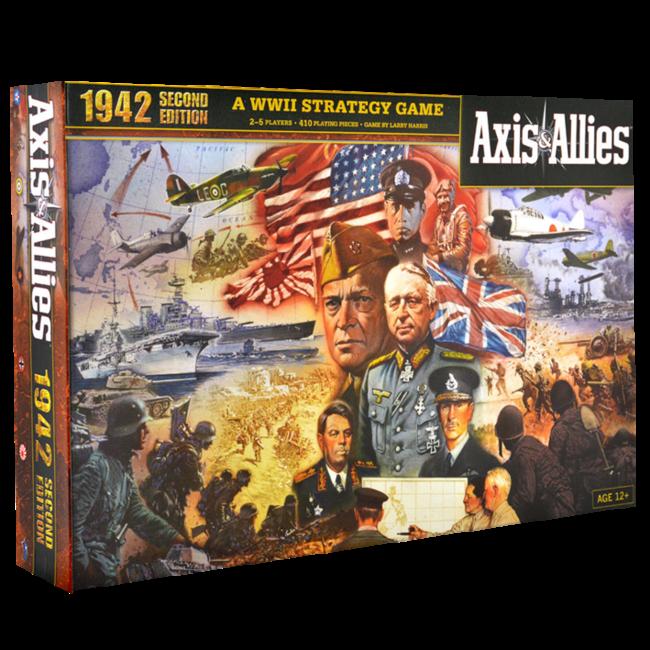 Axis & Allies 1942, 2nd ed.