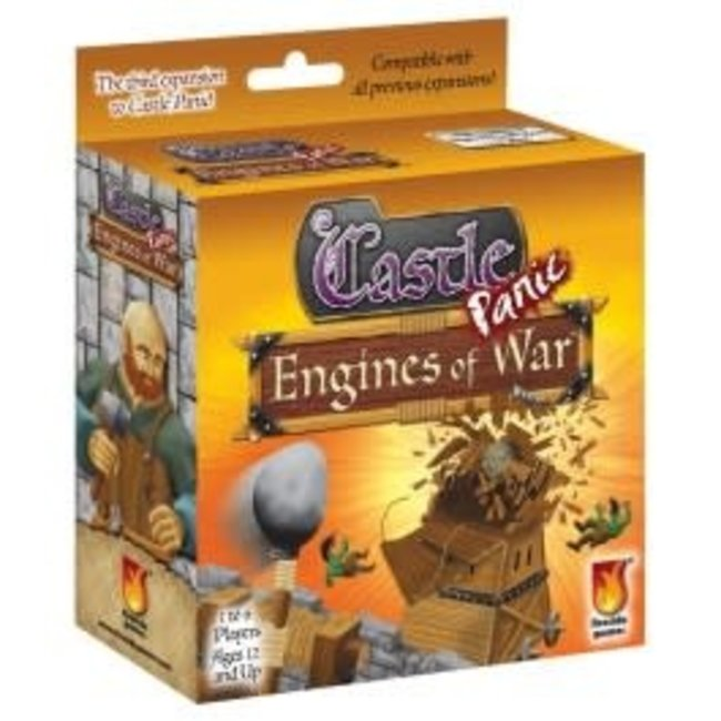 Fireside Games Castle Panic: The Engines of War