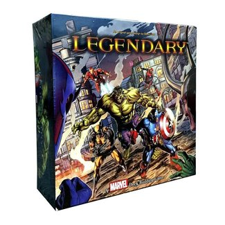 Upper Deck Entertainment Legendary: A Marvel Deck-Building Game