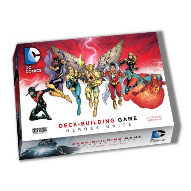 Cryptozoic Entertainment DC Deck-Building Game: Heroes Unite