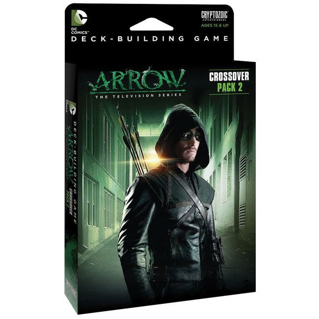 Cryptozoic Entertainment DC Deck-Building Game: Crossover #2 Arrow