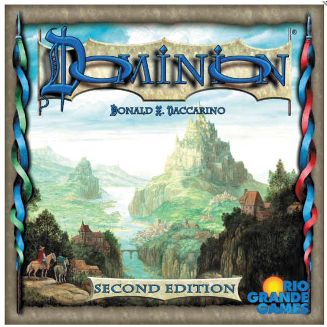 Rio Grande Games Dominion 2nd Edition