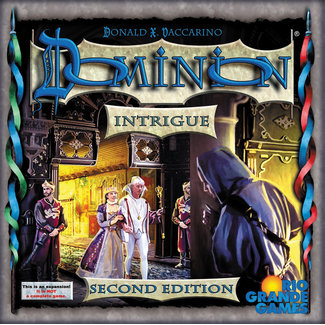 Rio Grande Games Dominion 2nd Edition Intrigue